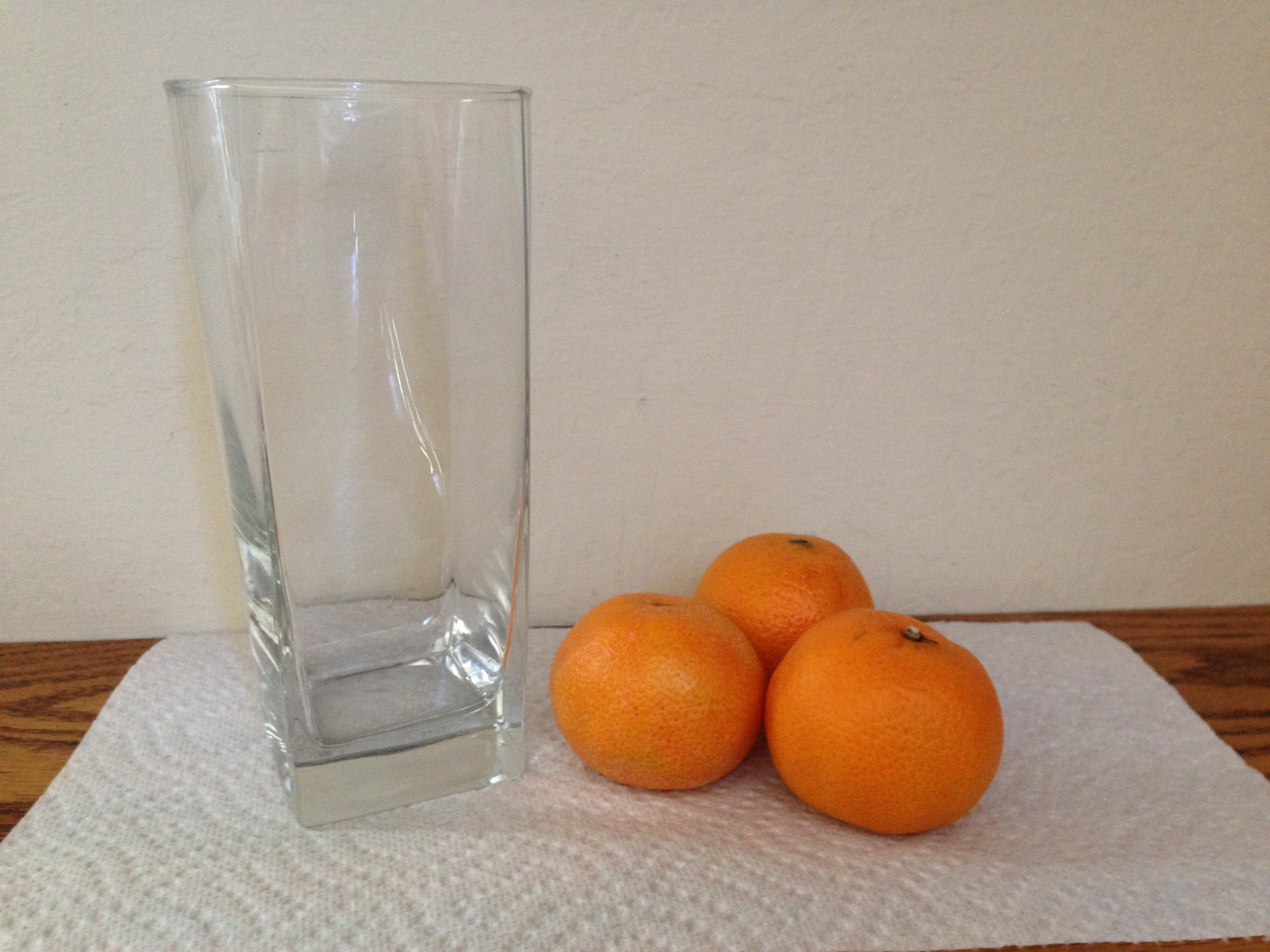 Elegant Ask Your Kids To Predict What They Think Will Happen When You Place The  Orange In The Water.